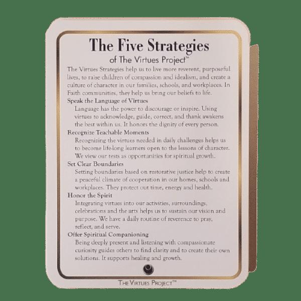 Interfaith Family Virtues Cards