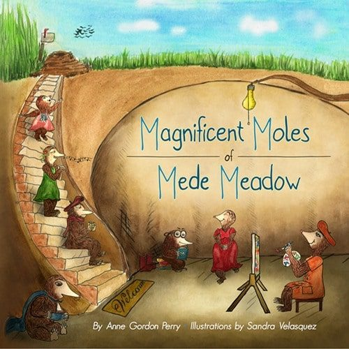 Magnificent Moles of Mead Meadow