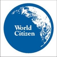 World Citizen temporary tattoo