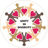 Unity in Diversity Button