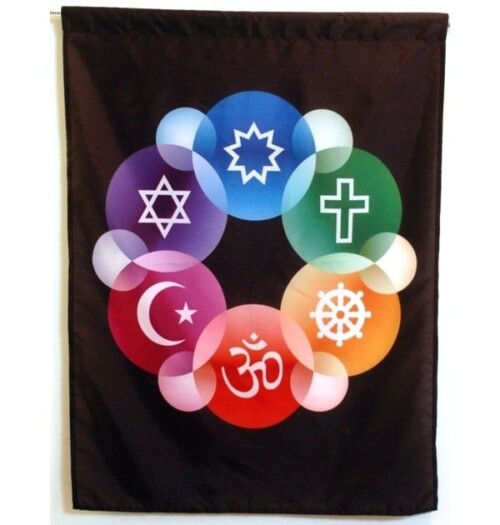 Interfaith Flag