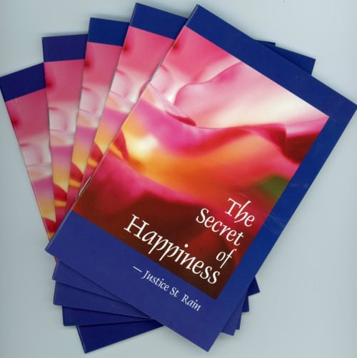 Secret of Happiness Booklet