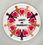 Unity in Diversity Magnet