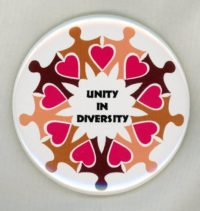 Unity in Diversity Magnet