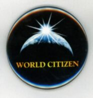 World Citizen Black Interfaith Magnet