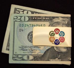 Interfaith Money Clip