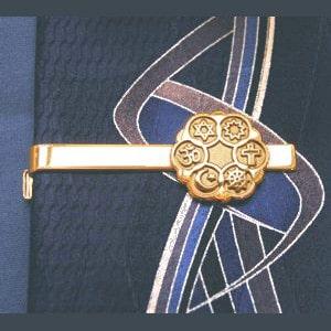 Interfaith Tie Clasp