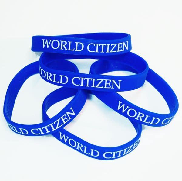 World Citizen Awareness Bracelet
