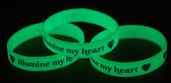 Illumine My Heart Awareness Bracelet