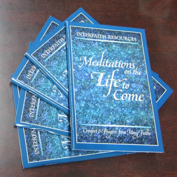 Interfaith Meditations on the Life to Come