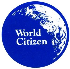 World Citizen Stickers