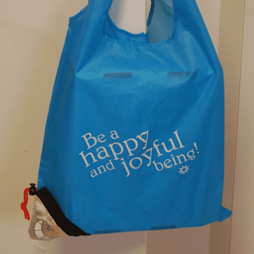 Be a Happy and Joyful Being Tote Bag