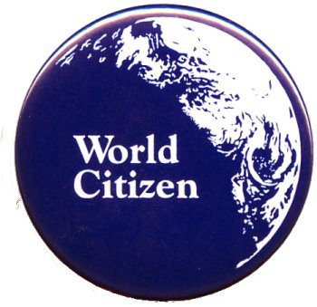 World Citizen Magnet