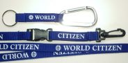 World Citizen Lanyard Set
