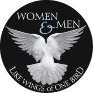 Women & Men magnet