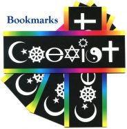 Coexist Bookmarks