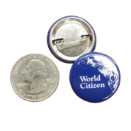 Mini World Citizen Button