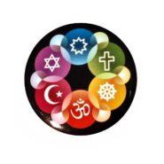 50¢ Mini Interfaith Button