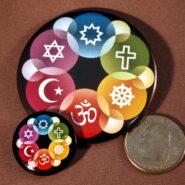 Mini Interfaith Button