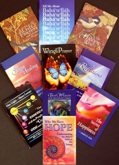 Baha'i Mini-book Assortment