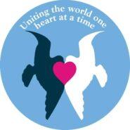 United Doves Interfaith Race Unity Button