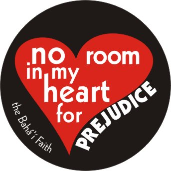 Bahai no room in my heart for prejudice magnet