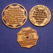 Prayer Coin Collection