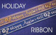 Happy Ayyam-i-Ha Ribbon