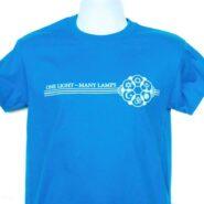 One Light Many Lamps Multi-Faith T-Shirt