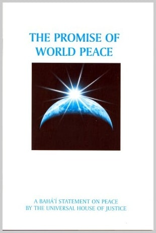 The Promise of World Peace – Give-away Edition