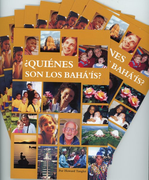 Who are the Bahais – Spanish Pamphlet