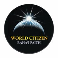 Bahai World Citizen Photo Magnet