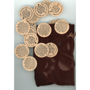 Wooden Healing Coins