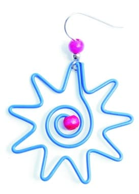 9-Pointed Star Craft Clips