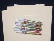Folder and Pen Set