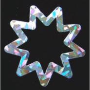 Nine Pointed Star Car Magnet