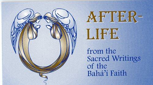 Afterlife Prayer Card