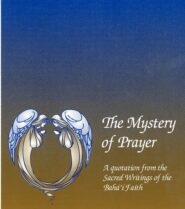 Mystery of Prayer – card