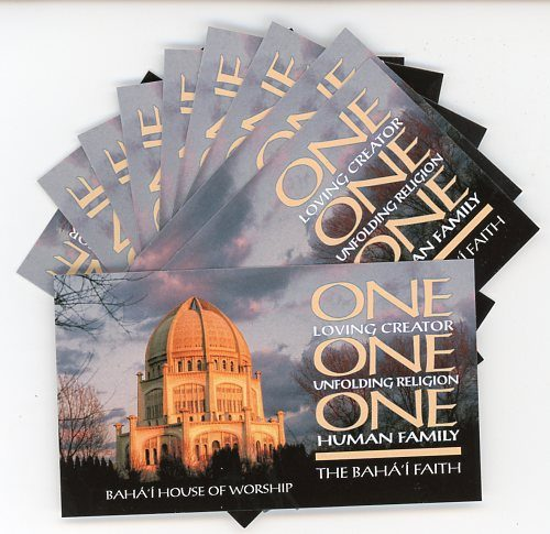 111 House of Worship-Teaching Cards