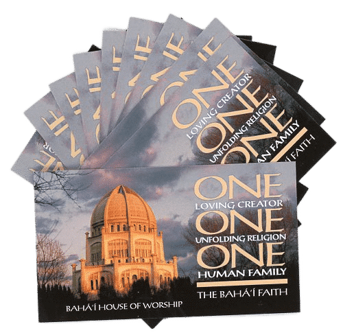 111 House of Worship-Teaching Cards