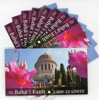 Shrine with Flowers -Teaching Cards