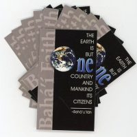Earth is one country -Teaching Cards