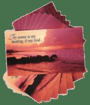 Healing Prayer -Teaching Cards