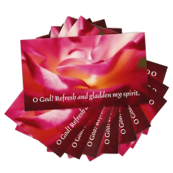 Refresh and Gladden -Teaching Cards