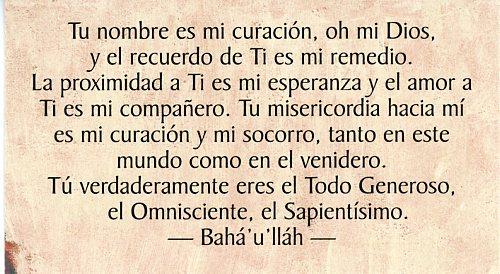 SPANISH Una Oracion de Curacion -(Healing Prayer) Teaching Cards