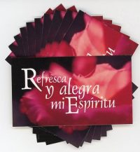 SPANISH Refresca y alegra (Refresh & Gladden)-  Teaching Cards