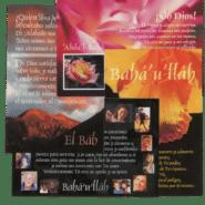 Spanish Set of 4 Anna Prayer Postcards