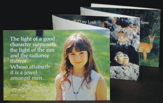 Postcard Booklet Set
