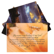 Healing and Assistance Prayer Postcard Booklet