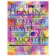Three Tools of Healing Poster Pamphlet